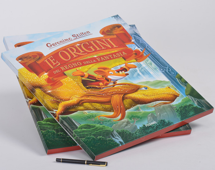 Big and Thick Hardcover book Printing Service