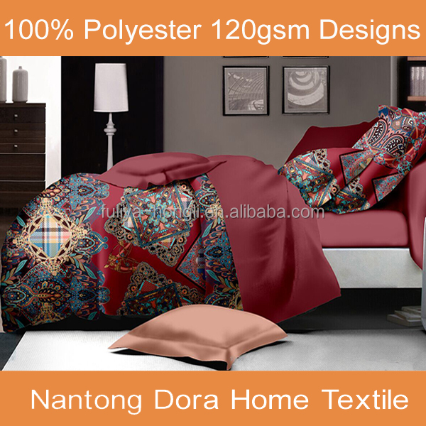 With 20 years experience manufacturing 100% polyester bed sheet dubai buyers alibaba china