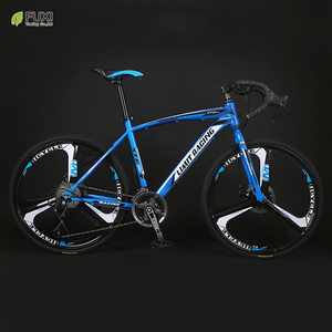 Three-knife aluminum alloy one wheel road bike/high quality road bicycle for man with 21 speed