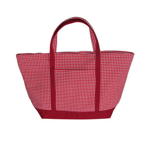Canvas Bag Women Square Red Canvas Bag Channel Bags Women