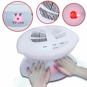 High quality 400W cold heated fan yf-066 nail dryer