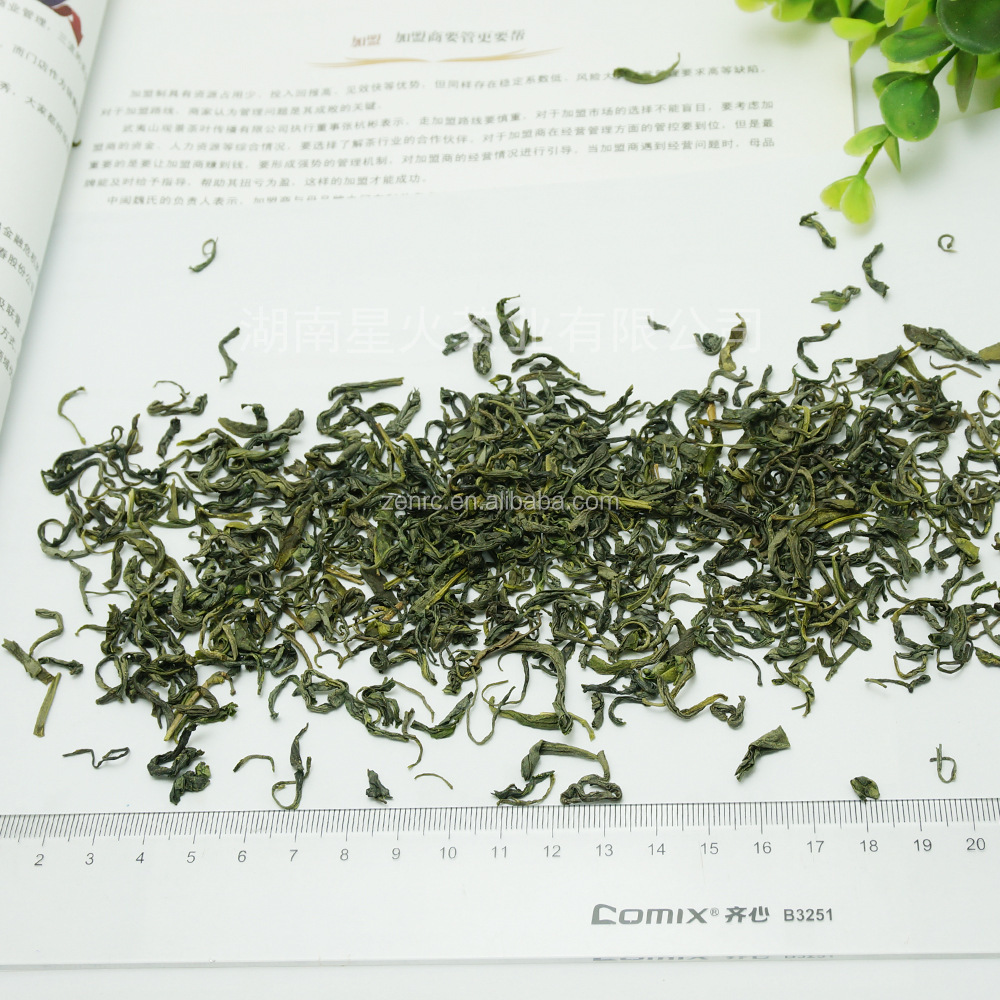 High Quality Economical Roasted Green Tea for Hotels Restaurant