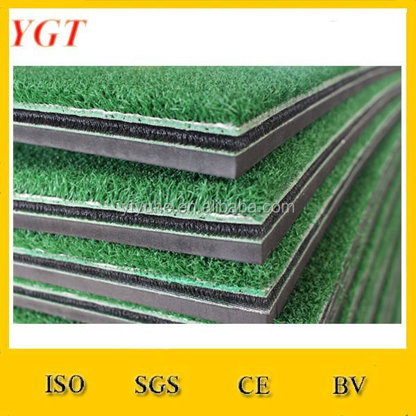 Ygt 3d int rieur et d 39 ext rieur tapis rouleau synth tique tapis golf assistance d 39 entra nement Tapis synthetique exterieur