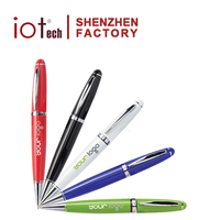 Multi Color High End Business Gift Pen USB 2.0 Flash Memory 16GB