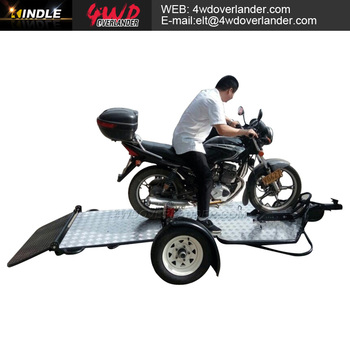 New Pull Behind Cargo Motorcycle Trailer For Sale Buy Motorbike