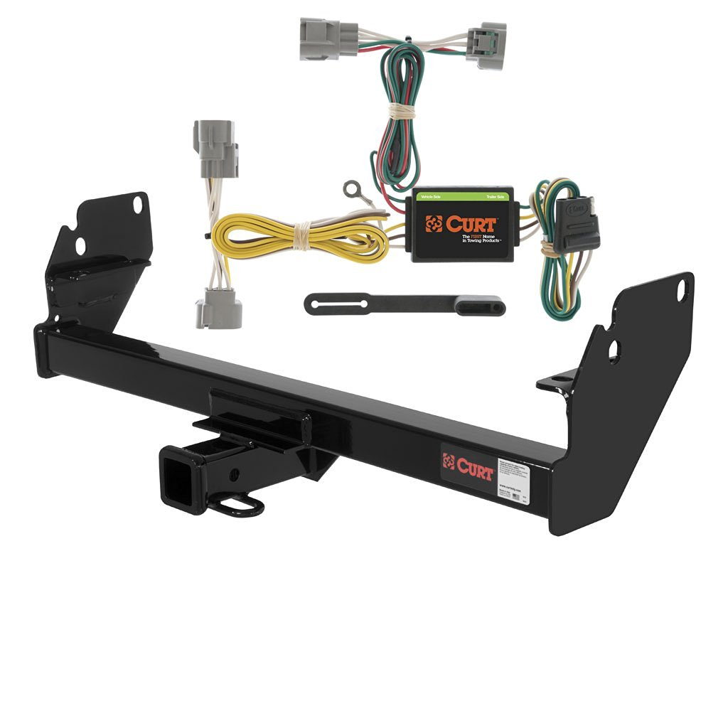 Cheap Toyota Tacoma Trailer Hitch Find 2014 Durango Wiring Harness Get Quotations Curt Class 3 Bundle With For 2005 2015 13323