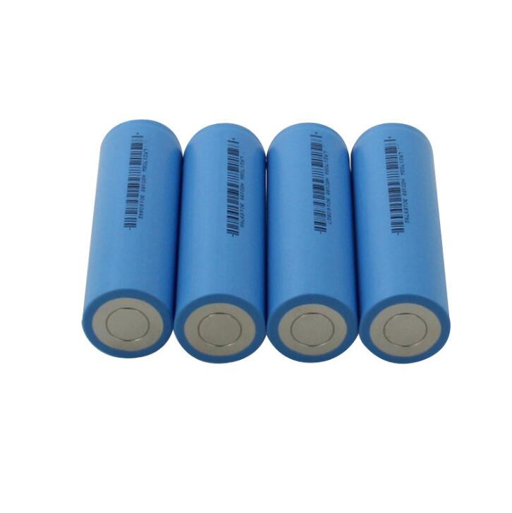 3.7v 4000mah 10C 21700 rechargeable battery for box mod