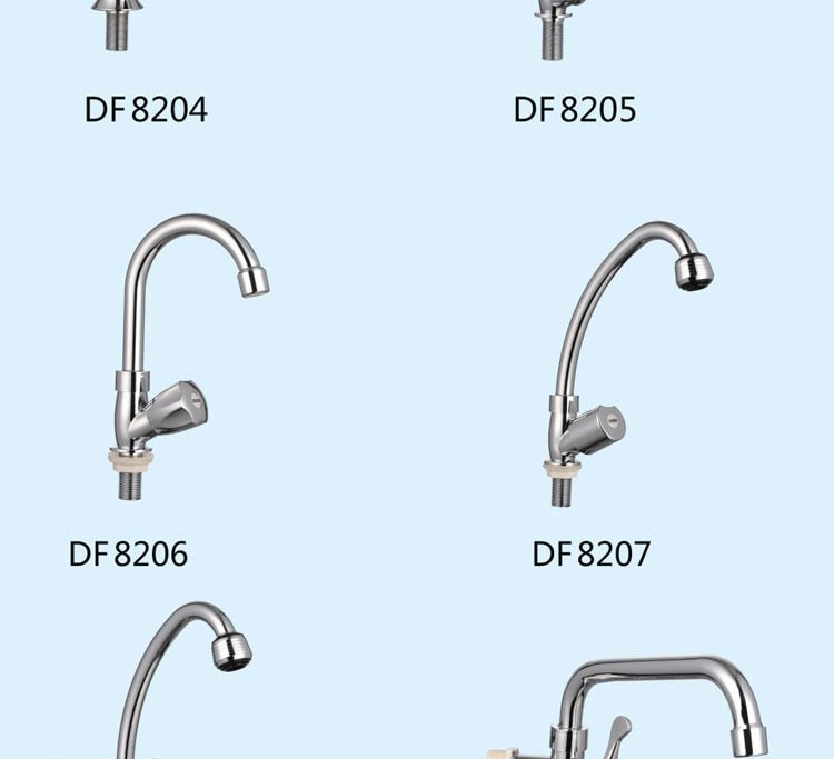 Single Lever Upc Nsf 61 9 Kitchen Faucet Most Durable Chrome Plated Long Spout Kitchen Water