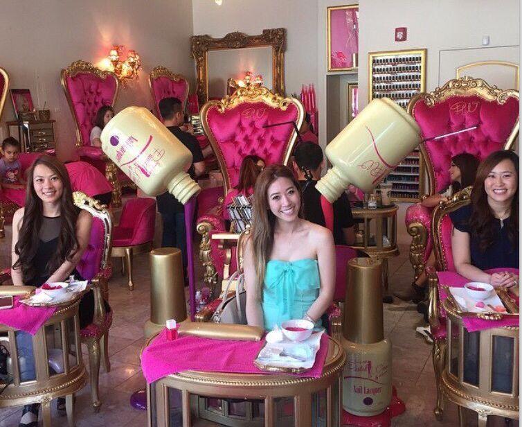 Danxueya Nail Salon Furniture Spa Pedicure Chair Manicure