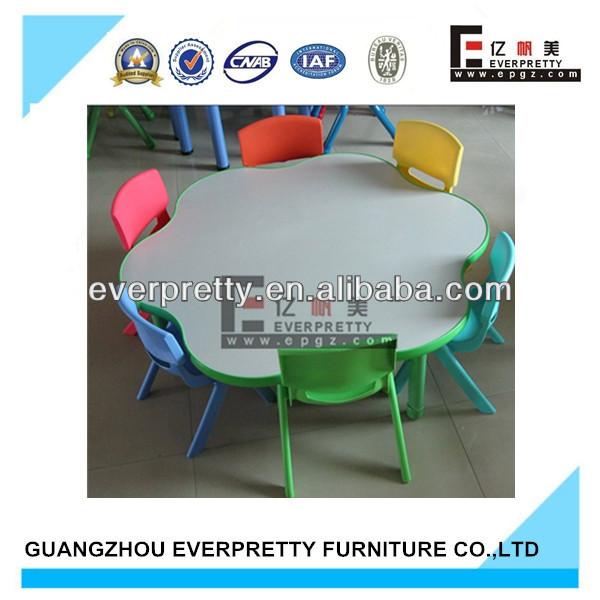Vivero mobiliario escolar, mesas y silla de jardín de infantes para ...