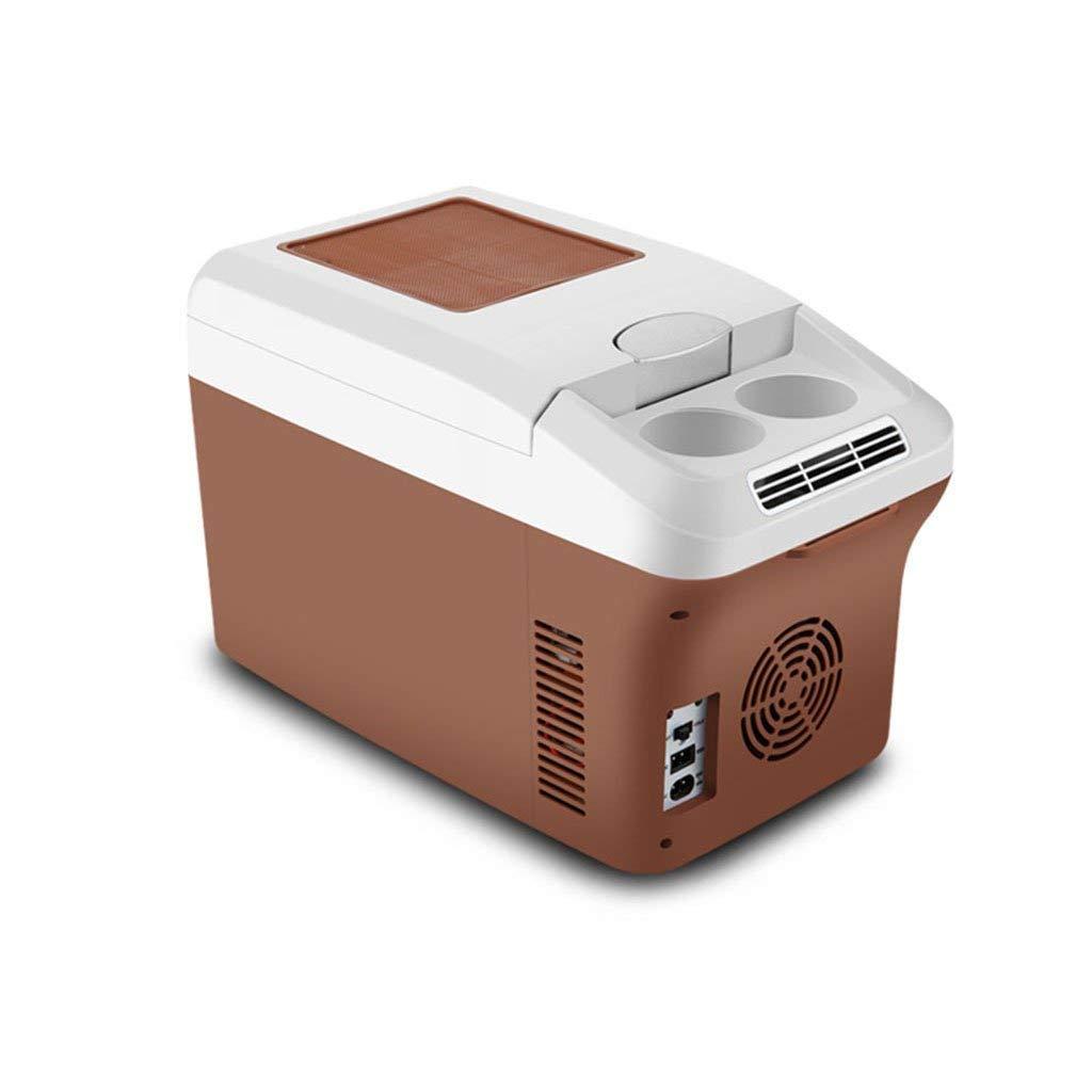 Peaceip 15L Car Refrigerator Car Dual Mini Refrigerator 24V Truck 12V Car 220V Home Large Capacity Refrigeration