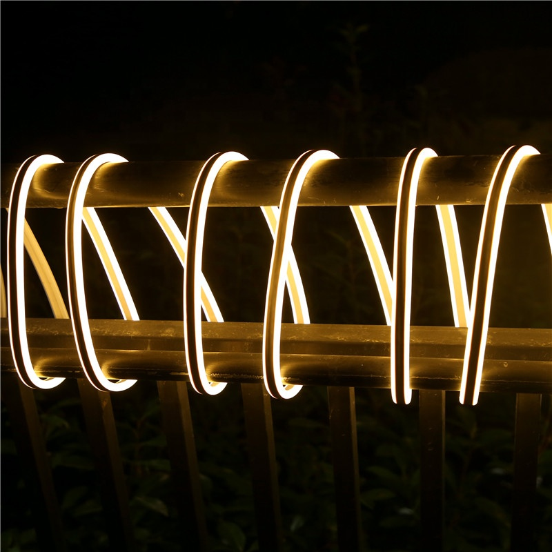 Multi Colors RGBW 2835 SMD LED Neon Flex Light Flex Rope Strips Lights Waterproof IP68 decorative lighting