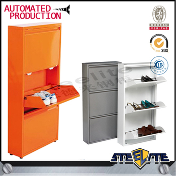Low Price Custom Made Steel Lockable Shoe Storage Cabinet  sc 1 st  Alibaba & Low Price Custom Made Steel Lockable Shoe Storage Cabinet - Buy Shoe ...