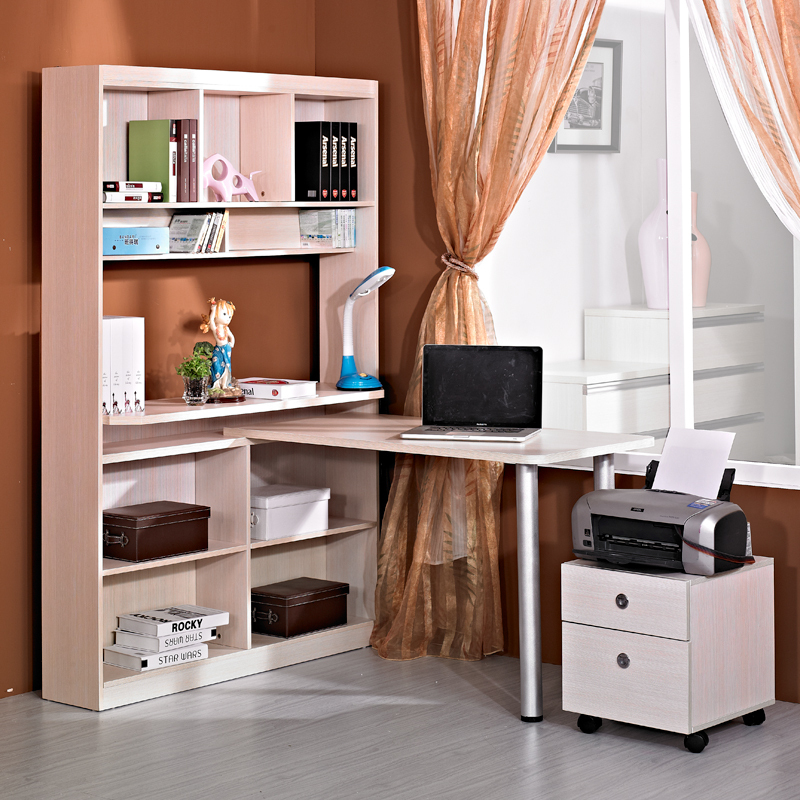 Residential Office Furniture: Simple-laptop-computer-desk-Residential-furniture-one