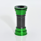 MTB Anodized alloy CNC bike BB parts shell bicycle bottom bracket