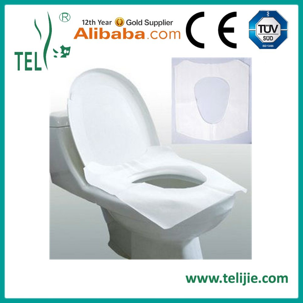 Great Disposable Hygienic Toilet Seat Covers For Travel.airplane Use   Buy Toilet  Seat Cover For Travelling,Disposable Paper Toilet Seat Cove,Disposable  Airplane ...