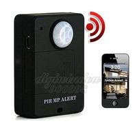 Wireless PIR Sensor Motion Detector GSM Alarm (DW-A9)