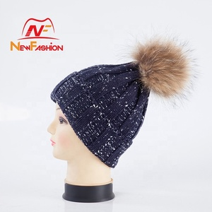 High Quality Cheap Custom Winter Hats Knitted merino wool hat