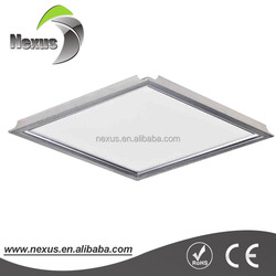 Energy saving 36w 40w 48w surface square ceiling led panel light 60x60