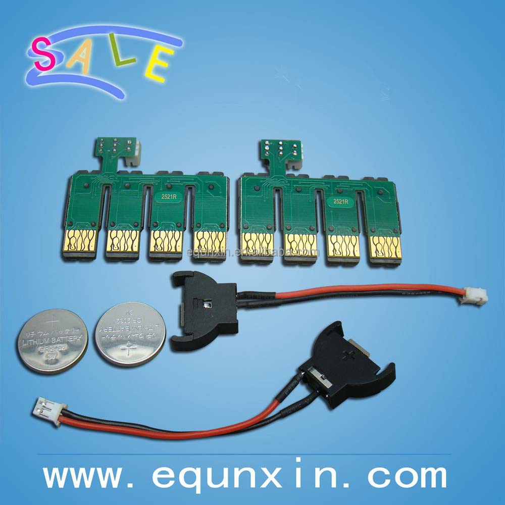 Combo Chip For Epson T2521-t2524 For Epson Wf-3640 Ciss