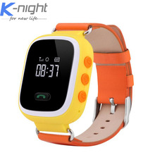 2016 Q60 Child Watch with GPS Positioning SOS Clock Living Waterproof for Kids iOS Android Smart Phone