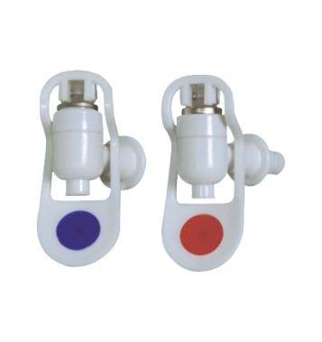 Various model of plastic common female/male water dispenser tap