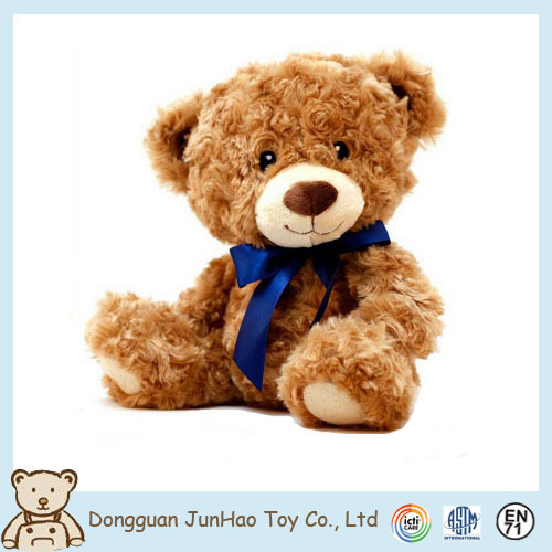 New Custom Couple Brown Lovely Plush Teddy Bear