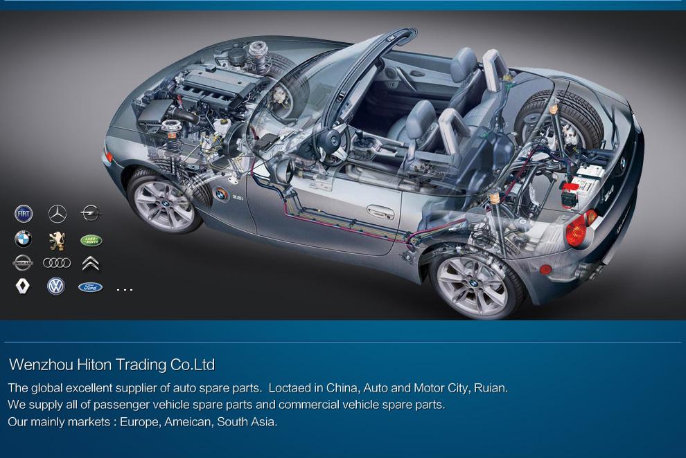 Wenzhou Hiton Trading Co., Ltd. - Passenger vehicles parts ...