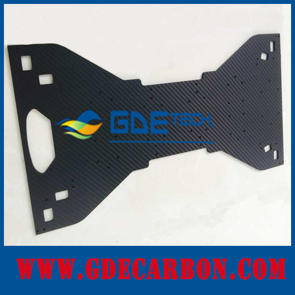 Carbon fiber custom part/parts twill/plain for car, professional CNC carbon fiber service