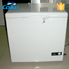 Horizontal Open Top Kimchi Ice Cream Deep Freezer Refrigerator