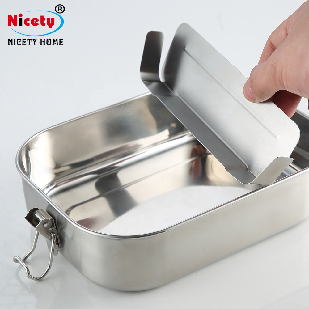 Air tight food containers storage bento box leakproof фото