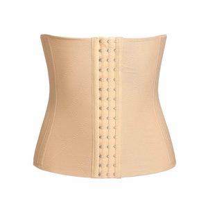 71927b1933 China Slimming Girdle Body Shaper Seamless 16 Steel Bone Nylon Waist  Training Corset Wholesale