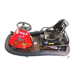China Factory Electric 360-degree rotational Drift Mini Go Kart Crazy Kart Adults Go Karts For Sale