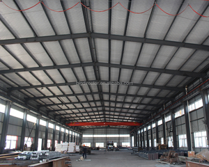 Low Cost Steel Structure Workshop Building Designs Prefabricated Industrial Shed