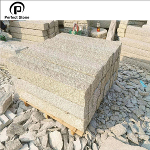 Road curb for g682 kerbstone granite paving stone