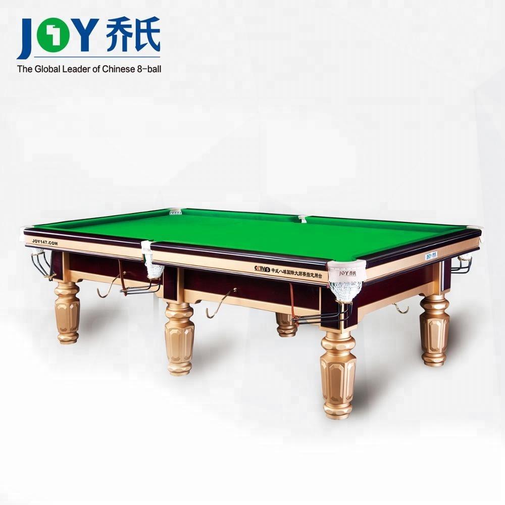 Joy Q8 Type Home Use Small Billiard Table Pool View