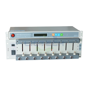 5V6A Battery Testing Machine Discharge Tester For Lithium Battery