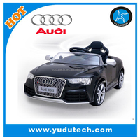 Licenced Audi RS5 ride on toys with R/C baby and children electric car Kids Christimas and birthday gifts ride on cars