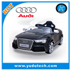 Lisenced Audi RS5 ride on toys with R/C baby and children electric car,Kids Christimas and birthday gifts ride on car