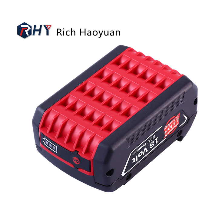 For BOSCH 18V 17618 BAT609 BAT618 3.0Ah 18V Power Tool Battery