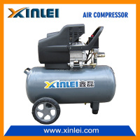 piston air compressor xinlei 2HP BM-50L-t oil compressor