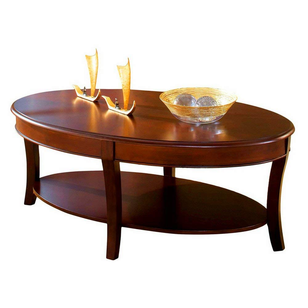 Cheap Cherry Wood Oval Coffee Table Find Cherry Wood Oval