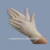 China manufacture safety medical 10g polymer latex disposable examination gloves