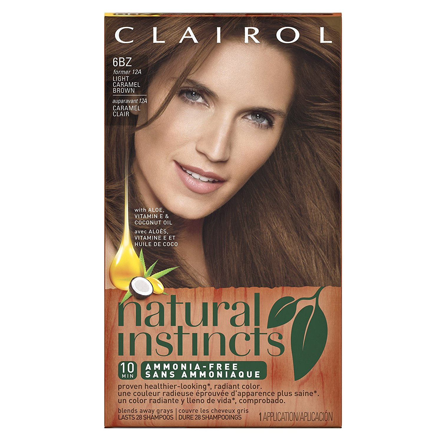 Buy Miss Clairol Permanent Hair Color 28d Autumn Mist In