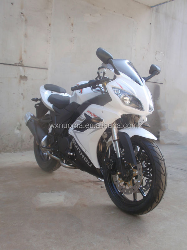new design high quality China 350cc EEC racing sport motorcycle with water cooling system