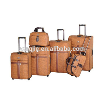 73b768c683ab Wholesale high quality two wheels president luggage bag for travelling