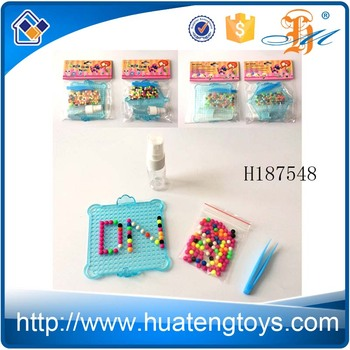 H187548 New marketed small kits children educational toy diy led bead for sale