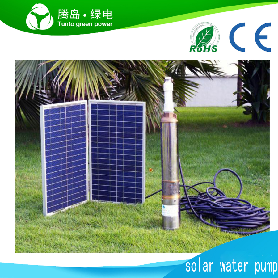 China best factory price Solar water pump for agriculture, water pump solar power
