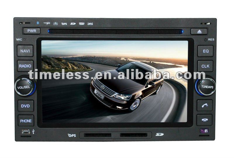 HD CAR DVD PLAYER WITH GPS, IPOD, Bluetooth