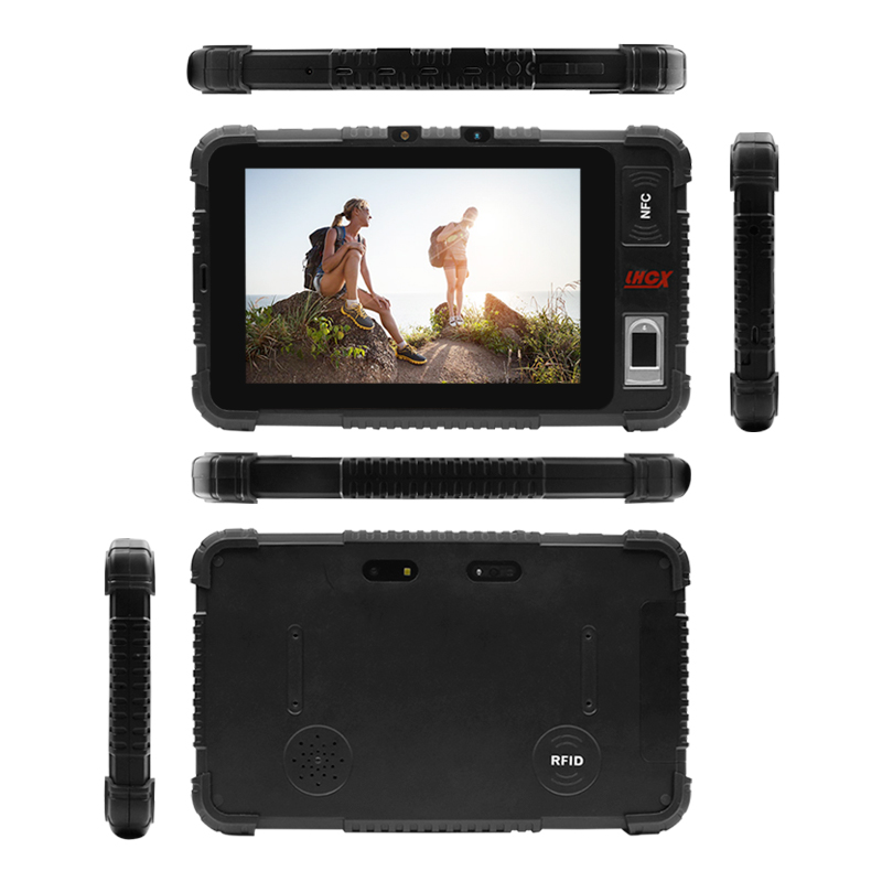 All In One Android PC 7 inch Industrial Android Tablet